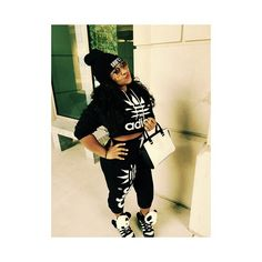 Reginae Carter Dope Swag Adios Tracksuit Jumper Bottoms Sweater Sweat Pants Beanie Streetwear Urban Fashion Style Trend