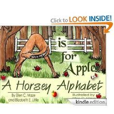 My son loves this Funny alphabet book.
