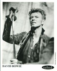 David Bowie- Outside Tour
