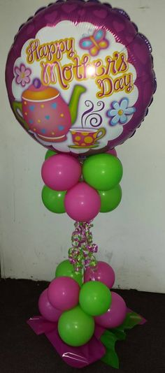 Order your party balloons and supplies today at Balloon & Party FX. The Melbourne party shop for all your party theme ideas and decorations. Mothers Day Balloons, Mothers Day Event, Balloons Online, Personalized Balloons, Mom Day, Helium Balloons, Balloon Bouquet, Centre Pieces, Party Shop