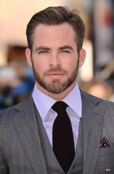 The Hottest Beard Styles for Beard styles > short & trimmed. This guy's facial hair looks great!
