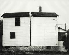 gordon matta-clark - splitting 1974  Discover the coolest shows in New York at www.artexperience...