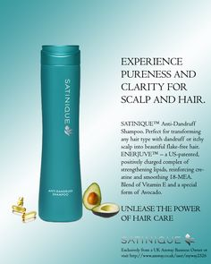 The targeted shampoo and conditioner helps reduce dandruff and provide moisture to the scalp. Hair Dandruff, Anti Dandruff Shampoo, Artistry Amway, Amway Business, Organic Vitamins, Green Organics, Itchy Scalp, Free Hair, Amway Products