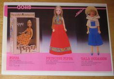 1980 Palitoy Catalog Pippa Doll Pages | eBay