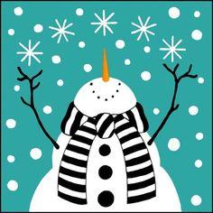 ●•‿✿⁀Snowmen‿✿⁀•●