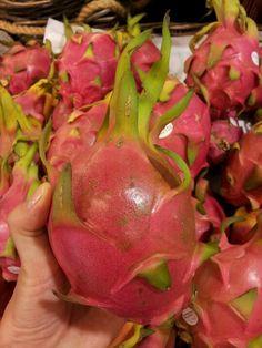 Vietnamese dragon fruit