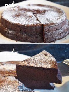 Türkischer Kaffee Flourless Sugar Free Cake - Pin This Healthy Gluten Free Recipes, Sugar Free Recipes, Healthy Desserts, Coffee Flour, Good Food, Yummy Food, Food Words, Turkish Recipes, Cake Recipes