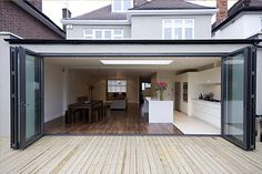modern extensions to townhouses - Google Search