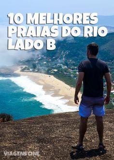 10 Melhores Praias do Rio - Lado B