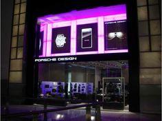 Porsche Design Store - Dubai Mall