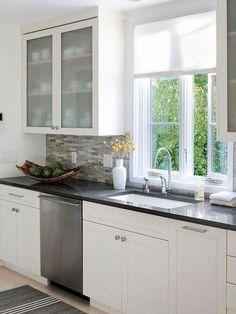 Small,Modern Kitchen Design Ideas #kitchen #kitchendesign