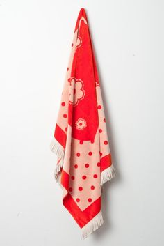 Karen Walker beach towel