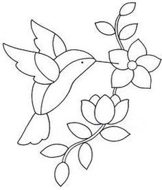 Excellent Pic Embroidery Patterns printable Ideas So you have mastered all of t. Excellent Pic Embroidery Patterns printable Ideas So you have mastered all of the primary involvin Stained Glass Birds, Stained Glass Designs, Stained Glass Patterns, Mosaic Patterns, Beading Patterns, Quilt Patterns, Hand Embroidery Stitches, Embroidery Designs, Machine Embroidery