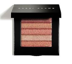 Bobbi Brown Shimmer Brick Compact   I pop a little of this on top of my blush