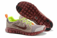 new products dc629 f610a Vendre Pas Cher Chaussures Nike Free Powerlines Femme F0006 En Ligne.  Chaussures Grises, Chaussure