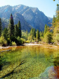 Zumwalt Meadow in Sequoia National Park, California – USA