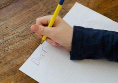 Thoughtful Gestures for Teacher Appreciation Week: A handwritten letter is always appreciated!