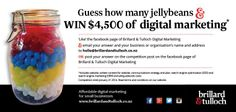 If you need a new website or help marketing your business online, be in to win $4,500 worth of digital marketing by entering our competition below - open to NZ, Australian and UK residents