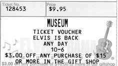 Photo in Ticket Stubs Etc. - Google Photos