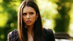 Isabella and Katherine Swan doesn't expect much when they move to a s… Fanfiction Ashlee Simpson, Damon Salvatore, The Cw, Nina Dobrev, Paul Wesley, Real Vampires, Arched Eyebrows, The Cullen, The Vampire Diaries
