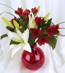 Ruby Love Bouquet ... $49