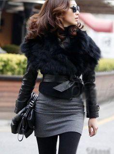 ღ❦ ℒℴvℯ Black & grey.