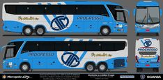 Onibus Marcopolo, Free Paper Models, Paper Templates