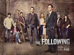The Following - the concept is original & somewhat twisted but very interesting nevertheless.