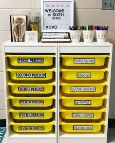 y'all, this Ikea TROFAST is an organization game changer Classroom Setting, Classroom Setup, Future Classroom, Classroom Hacks, Classroom Organization, Classroom Management, Organizing, Trofast Ikea, Ikea Art