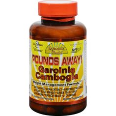 Garcinia cambogia pill and cleanse