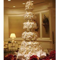 Photo: Nhan Photography ~ Cake: Who Made The Cake #weddingcake