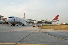 Turkish Airlines Airbus A320 TC-JLL