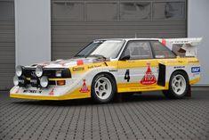 Audi E2 Quattro
