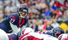 Texans don't need big game from Brock Osweiler in Week 1 = The Houston Texans haven't had a quarterback light it up on the stat sheet since Matt Schaub was quarterbacking them over half a decade ago. And they don't need their new quarterback to do that for them in order to win now.  Would the Texans like to.....