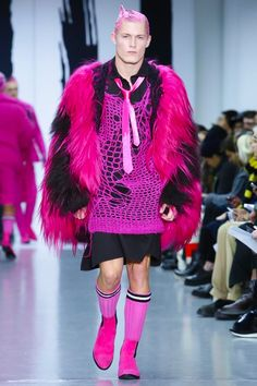 Sibling Menswear Fall Winter 2015 London