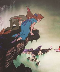 Uploaded by Find images and videos about disney, peter pan and neverland on We Heart It - the app to get lost in what you love. Walt Disney, Disney Films, Disney Love, Disney Magic, Disney Art, Images Disney, Disney Pictures, Disney And Dreamworks, Disney Pixar