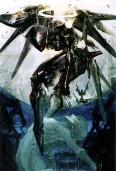 Neith Orbital Frame - Pictures & Characters Art - Zone of the Enders: The 2nd Runner