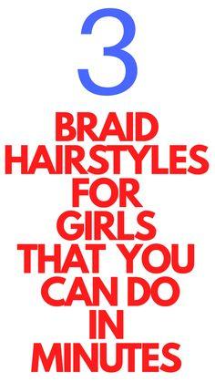Girly Hairstyles, Girls Hairdos, Little Girl Hairstyles, Hairstyles Haircuts, Hairstyle Ideas, Braided Hairstyles, Hair Ideas, Hair And Makeup Tips, Hair Makeup