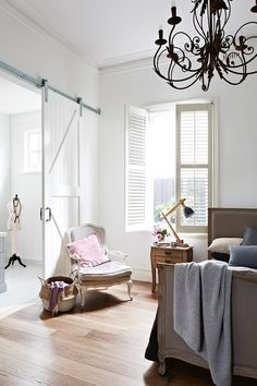French inspired Melbourne home
