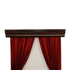 Importance of Double Curtain Rod Set: Double Curtain Rods ~ virtualhomedesign.net Window Treatment Inspiration