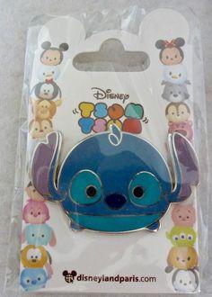 Disney Stitch Tsum Tsum DLP Pin (New)