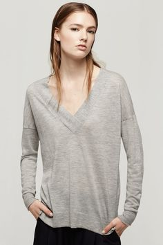 Serena V-Neck | rag & bone