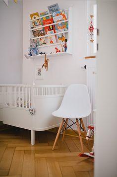 Juno bed, Kili bed (Sebra bed): Albert's room