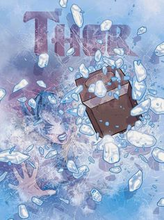 Thor #3. Action packed third entry into the new Thor series. I'm DYING to know who this woman actually is! Hope we find out next issue Read 01/19/15 #comics