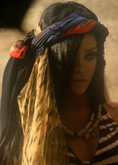 Rihanna - Where have you been music video