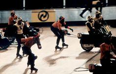 Rollerball (1975) with John Houseman, Maud Adams, James Caan Movie
