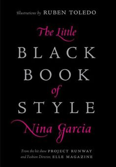 The Little Black Book of Style helps you to explore your own fashion voice—the piece of you that joyously revels in the glamorous experience of creating your best self.