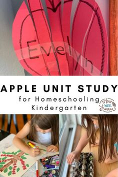 Fall is the perfect time to start an Apple Unit Study with your preschooler or kindergartener! Those sweet red, yellow, and green apples go idyllically with the fresh crisp Autumn air. There is no better unit study to start your homeschool learning this year with. Kids Learning Activities, Autumn Activities, Science Activities, Apple Unit, Life Learning, Phonological Awareness, Stem Challenges, Elementary Science, Sensory Play