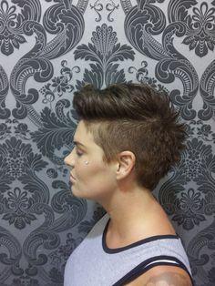 Hot Short Hair