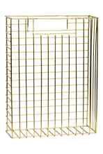 Porte-journaux en métal - Doré - Home All | H&M FR 2